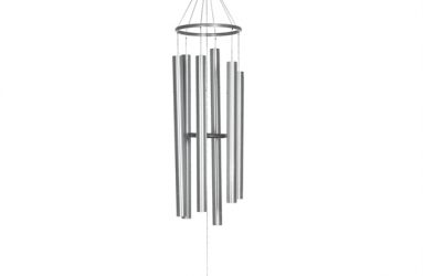 Windsinger Chimes of Apollo - Silver