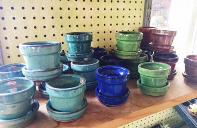 father nature pottery